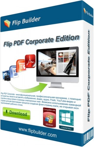 Flip PDF Corporate Edition 2.4.3.3 Multilingual