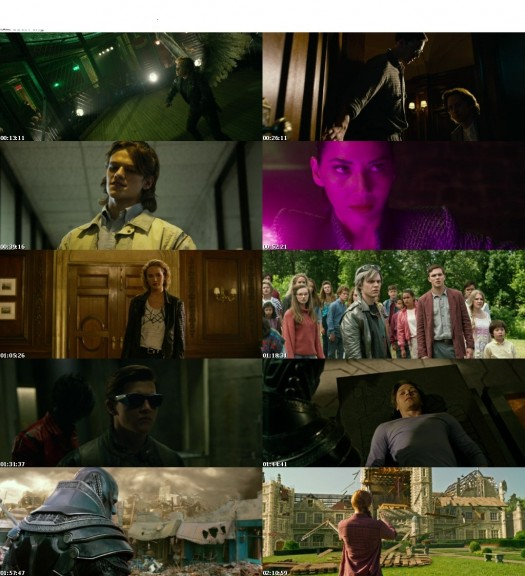 X-Men Apocalypse (2016) 720p BRRip x264-NOGRP