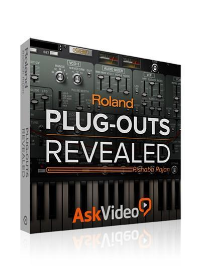Ask Video Roland PLUG-OUTS 101: Roland PLUG-OUTS Revealed TUTORiAL