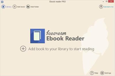 Icecream Ebook Reader 4.22 Multilingual