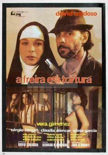 A Freira e a Tortura / �������� � ����� (Ozualdo Ribeiro Candeias, Dacar Produções Cinematográficas) [1983 �., Drama, VHSRip]