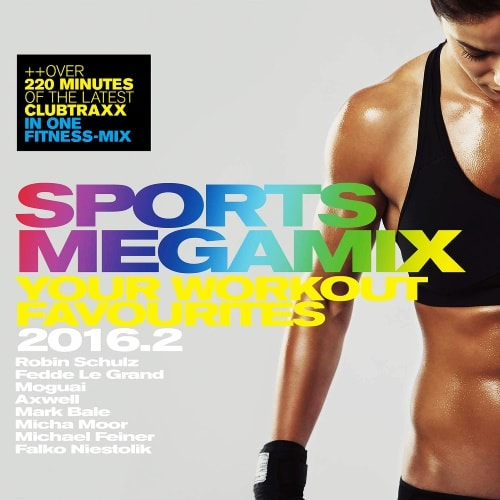 Sports Megamix - Your Workout Favourites 2016.2 (2