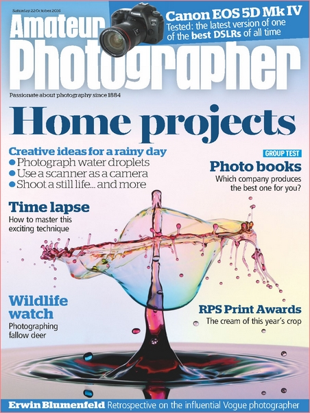 Amateur Photographer - 22 October 2016
