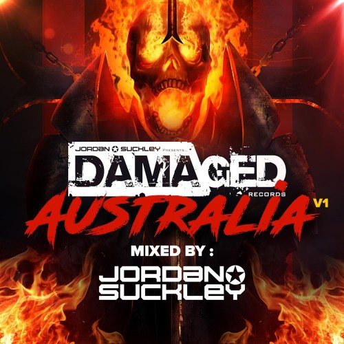 Damaged Australia V1 (Mixed By Jordan Suckley) (20