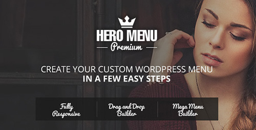 [GET] Nulled Hero Menu v1.9.0 - Responsive WordPress Mega Menu Plugin download