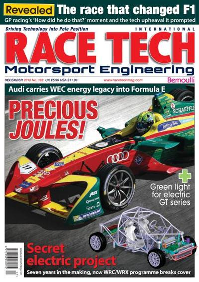 Race Tech - Issue 193 - December 2016