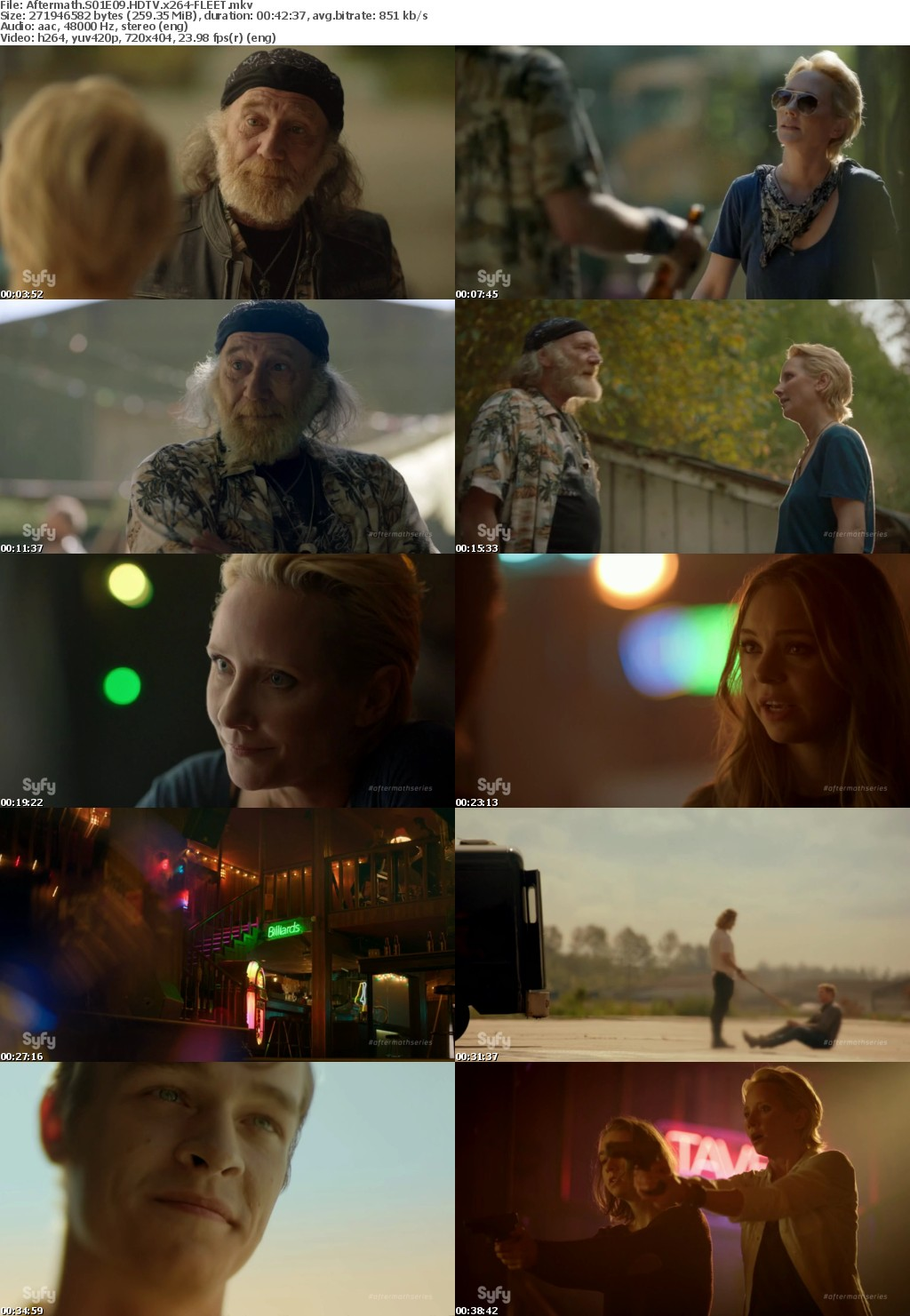 Aftermath S01E09 HDTV x264-FLEET