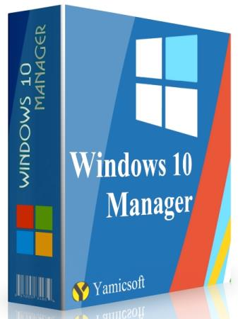 Windows 10 Manager 3.2.9.0 RePack & Portable by KpoJIuK