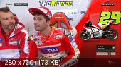 Мотоспорт. Moto Grand Prix (MotoGP). 2016. 12/18. Octo British Grand Prix. Гонка (2016) WEBRip 720p