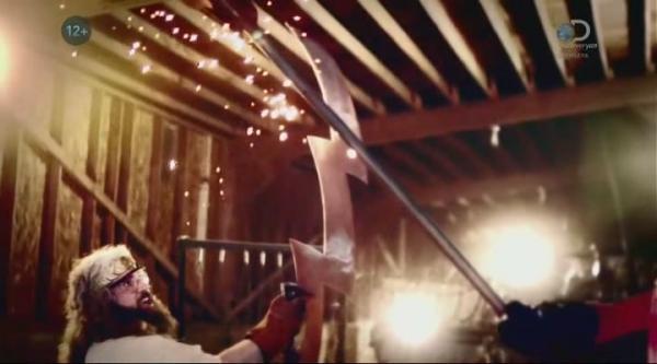Гигантские мечи / Big Giant Swords (2015)