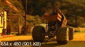 Дорожное чудовище / Monster Man (2003) DVDRip-AVC | P