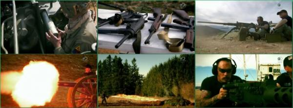 Охотники за оружием / The Weapon Hunter (2015)
