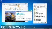 Windows 7 Home Premium SP1 x86/x64 Update 13.09.16 by Тилик
