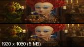 ����� � ���������� 3D / Alice Through the Looking Glass 3D ������������ ����������