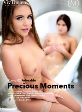 Alessandra Jane, Evelina Darling - Precious Moments Episode 2 - Adorable (2016) FullHD 1080p