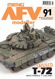 [Журнал] AFV Modeller - 44 номера [2008-2016, PDF, ENG]