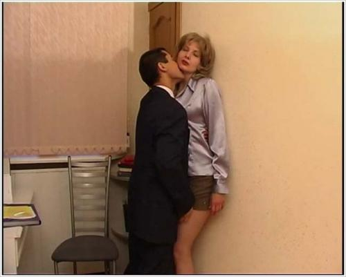 Office-Matures - om011 Penelope and Nathan SD