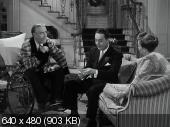 Человек, который пришел к обеду / The Man Who Came to Dinner (1942)