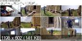 Дом из соломы на винтовых сваях (2016) WEBRip