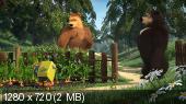 Маша и Медведь. К вашим услугам! 60 серия (2016) WEB-DLRip,WEB-DL 720-LQ,1080p-LQ