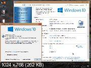 Windows 10 Enterprise LTSB 2016 x64 14393.447 by Bryansk