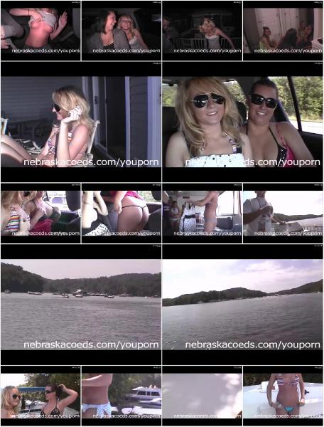 Party Girls on a Boat Part 1