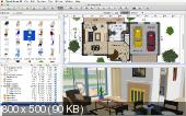 Sweet Home 3D Portable 6.0 32-64 bit FoxxApp