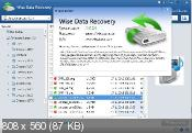 Wise Data Recovery 3.87.205