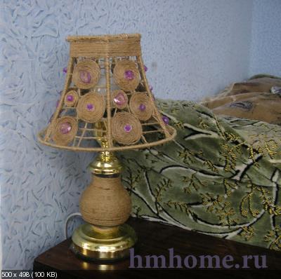 Светильники своими руками F1b15692e7029c2ccdf34e80d818d591