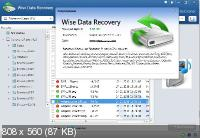 Wise Data Recovery 3.87.205 (ML/RUS) 2016