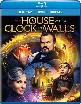 Тайна дома с часами / The House with a Clock in Its Walls (2018) BDRemux 2160p | HDR
