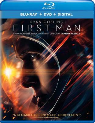 Человек на Луне / First Man (IMAX Edition) (2018) Blu-Ray EUR 1080p