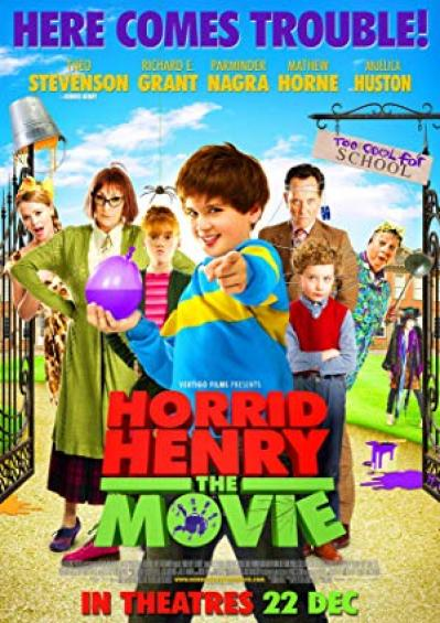 Horrid Henry The Movie (2011) [BluRay] [720p] -YIFY