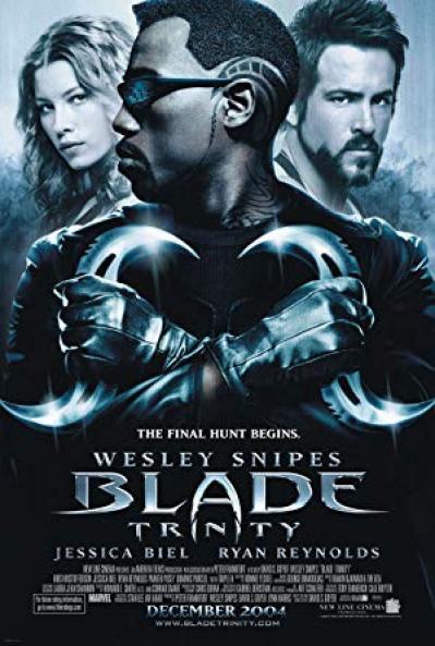 Blade Trinity (2004) [BluRay] [1080p] [YIFY]