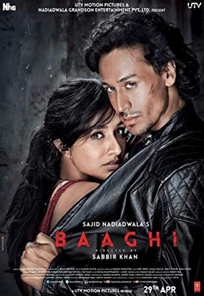 Baaghi (2016) [BluRay] [720p] -YIFY
