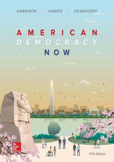 Looseleaf for American Democracy Now 5th Edition