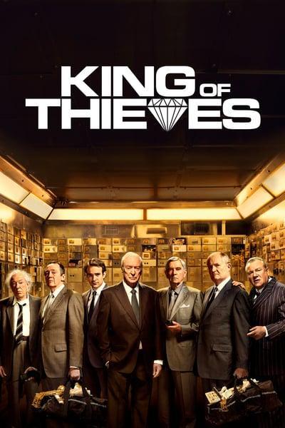 King of Thieves 2019 720p WEB-DL H264 AC3-EVO