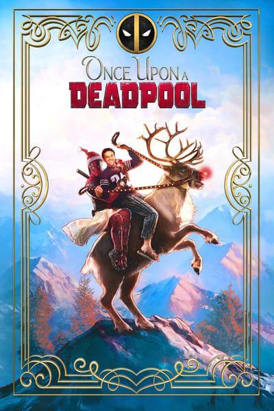 Once Upon A Deadpool 2018 1080p WEB-DL H264 AC3-EVO