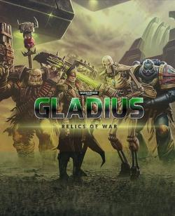 Warhammer 40,000: Gladius - Relics of War. Deluxe Edition (2018, PC)