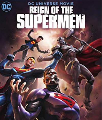 Reign Of The Supermen (2019) [WEBRip] [1080p] [YIFY]