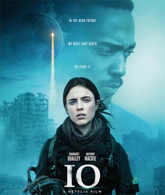 �� / IO (2019) WEB-DLRip 720p | Horizon Studio