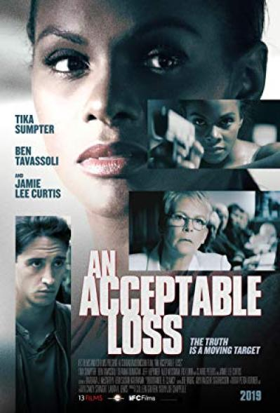 An Acceptable Loss (2018) [WEBRip] [720p]