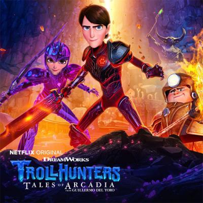 Охотники на троллей / Trollhunters [Сезон: 1] (2016) WEB-DL 1080р | Пифагор