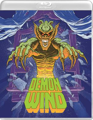 ����� ������� / ������������ ����� / Demon Wind (1990) BDRemux 1080�