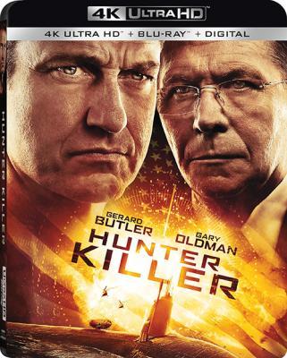 Хантер Киллер / Hunter Killer (2018) UHD BDRip 2160p | 4K | HDR | D | Лицензия