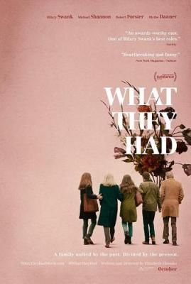 ��� � ��� ���� / What They Had (2018) WEBRip 720p