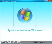System software for Windows 3.2.6