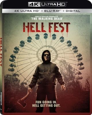 Хэллфест / Hell Fest (2018) UHD BDRemux 2160p | HDR| iTunes