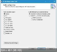 K-Lite Mega / Full / Basic / Standard / Codec Pack 15.4.8