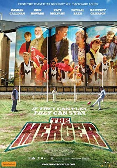 The Merger (2018) [BluRay] [720p] [YIFI]